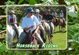 Horseback Riding in Costa Rica